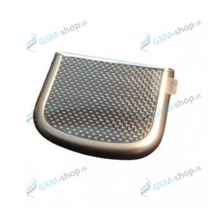 Kryt Nokia 8800 Carbon Arte klávesnice šedý Originál