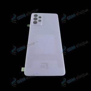 Kryt Samsung Galaxy A72 (A725) batérie fialový Originál