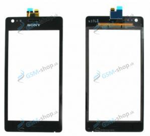 Sklíčko Sony Xperia M a dotyk čierny Originál