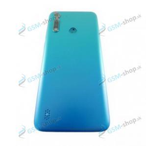 Kryt Motorola Moto G8 Power Lite (XT2055) zadný bledo modrý Originál