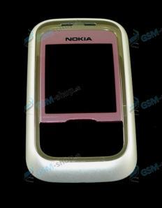 Kryt Nokia 6111 predný ružový Originál