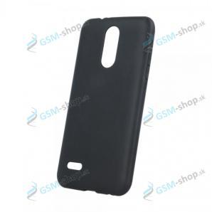 Púzdro silikón iPhone 7, 8, SE 2020 čierne