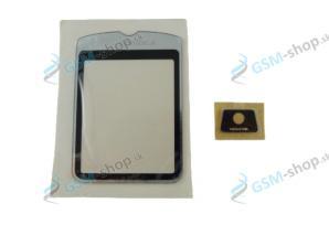 Sklíčko Motorola V3i set OEM