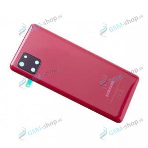 Kryt Samsung Galaxy Note 10 Lite (N770) batérie červený Originál