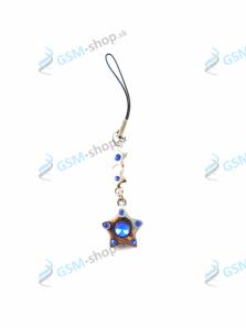 Prívesok Star - modrý Sapphire