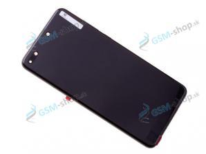LCD Huawei P40 a dotyk s krytom čiernym Originál