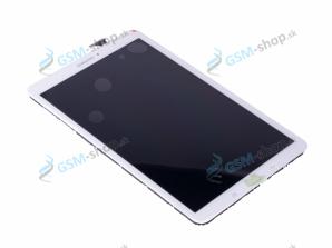 LCD Samsung Galaxy Tab E T560N a dotyk biely s krytom Originál