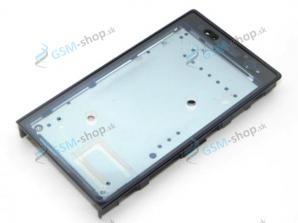 Kryt Sony Xperia U ST25i predný čierny Originál