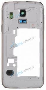 Stred Samsung Galaxy S5 mini G800F čierny Originál