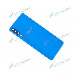 Kryt Samsung Galaxy A7 2018 (A750) batérie modrý Originál