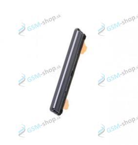 Tlačidlá Samsung Galaxy A90 5G (A908) pre hlasitosť čierne Originál