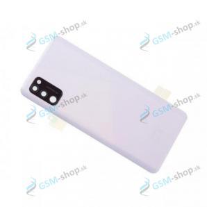 Kryt Samsung Galaxy A41 (A415) batérie biely Originál