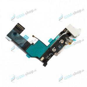 Flex iPhone SE pre nabíjanie biely OEM
