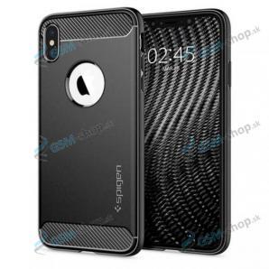 Púzdro SPIGEN Rugged Armor iPhone 12, iPhone 12 Pro (ACS01700) čierne