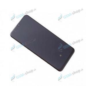 LCD displej Samsung Galaxy A50s (A507F) a dotyk čierny s krytom Originál