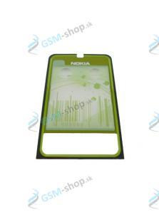 Sklíčko Nokia 3250 zelené Originál