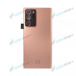 Kryt Samsung Galaxy Note 20 Ultra 5G (N986) batérie bronzový Originál