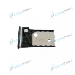 SIM držiak Motorola Edge Plus (XT2061) šedý Originál
