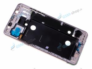 Kryt Samsung Galaxy J5 2016 J510F predný zlatý Originál