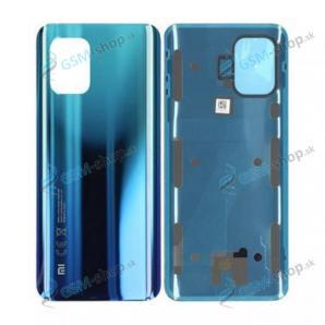 Kryt Xiaomi Mi 10 Lite 5G zadný modrý Originál