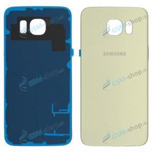 Kryt Samsung Galaxy S6 Edge (G925F) batérie zlatý Originál