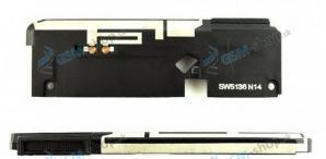 Zvonček (buzzer) Sony Xperia M4 Aqua čierny Originál