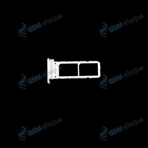 SIM a SD držiak Samsung Galaxy Note 20 (N980) šedý Originál