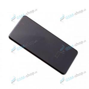 LCD Samsung Galaxy S20 (G980F) a dotyk s krytom šedým Originál
