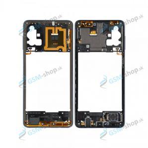 Stred Samsung Galaxy M51 (M515) čierny Originál