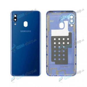 Kryt Samsung Galaxy A20e (A202) batérie modrý Originál