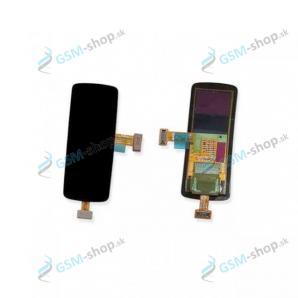 LCD Samsung Galaxy Gear Fit (R350) a dotyk čierny Originál