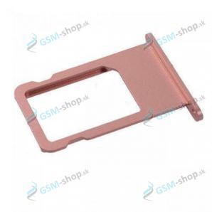 Sim držiak iPhone 7 ružový Originál