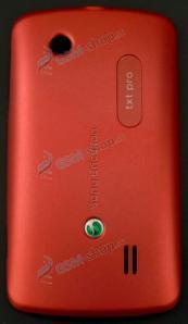 Kryt SE TXT PRO batérie ružový