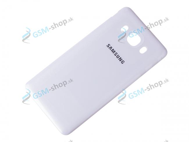 Kryt Samsung J510F batérie biely Originál