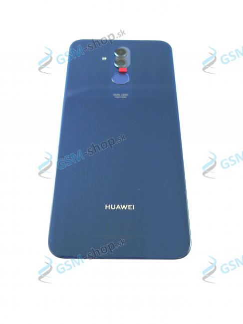 Kryt Huawei Mate 20 Lite batérie zadný modrý Originál