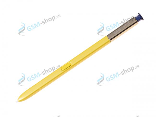 Dotykové pero Samsung Note 9 N960 žlté Originál