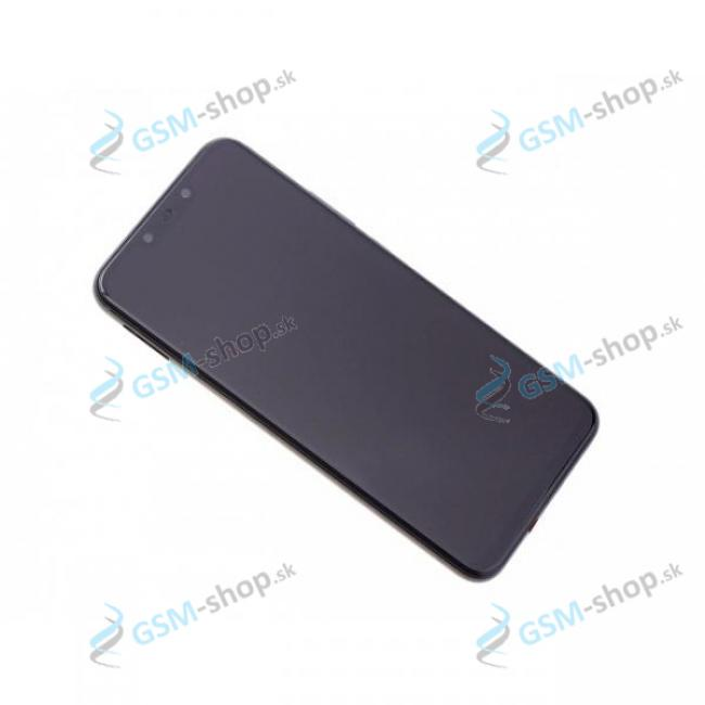 LCD Huawei Mate 20 Lite a dotyk s krytom čiernym Originál