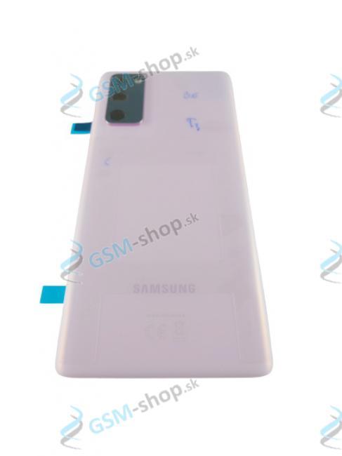 Kryt Samsung Galaxy S20 FE (G780) batérie fialový Originál