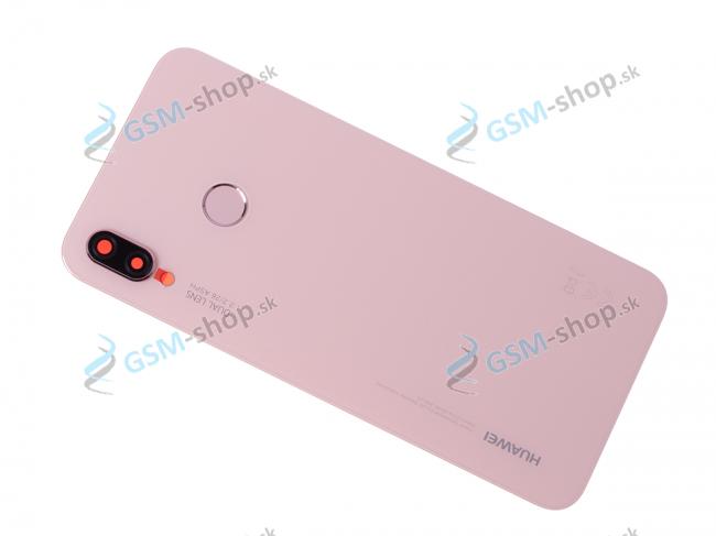 Kryt Huawei P20 Lite batérie zadný ružový Originál