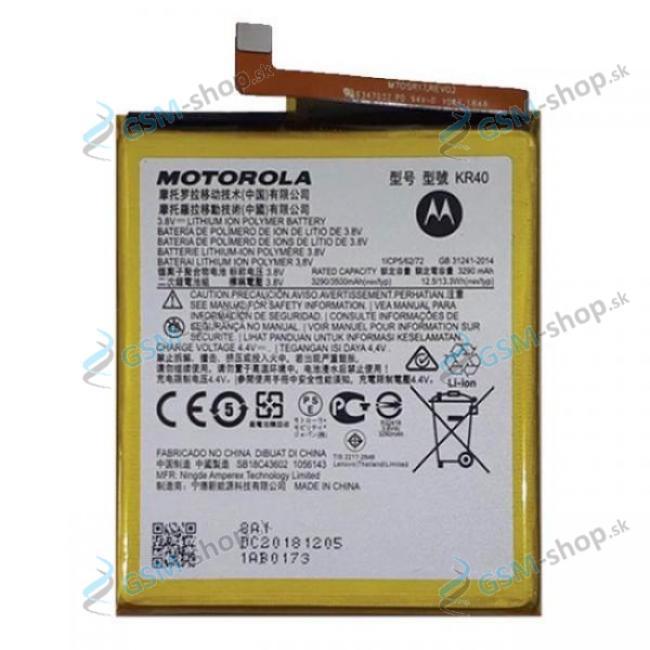 Batéria Lenovo Motorola One Vision KR40 Originál