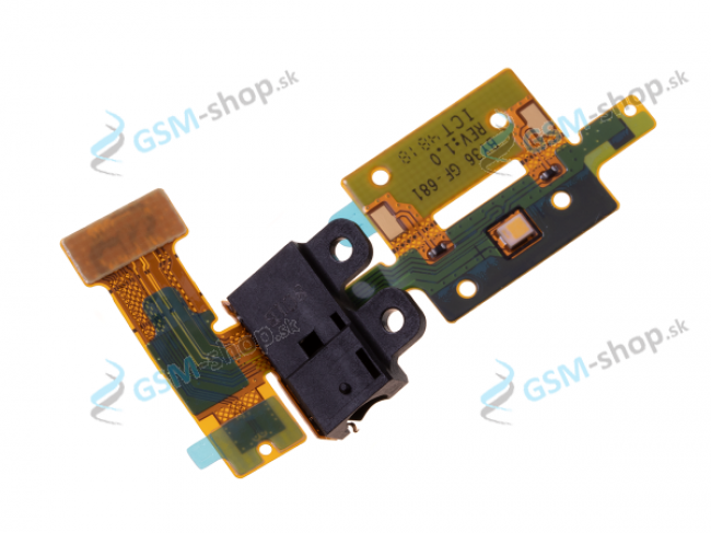 Flex Sony Xperia 10 a audio konektor Originál