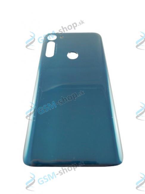 Kryt Lenovo Motorola G8 Power (XT2041) zadný modrý Originál