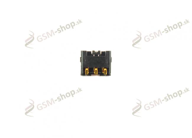 Batériové kontakty Samsung X480 Originál