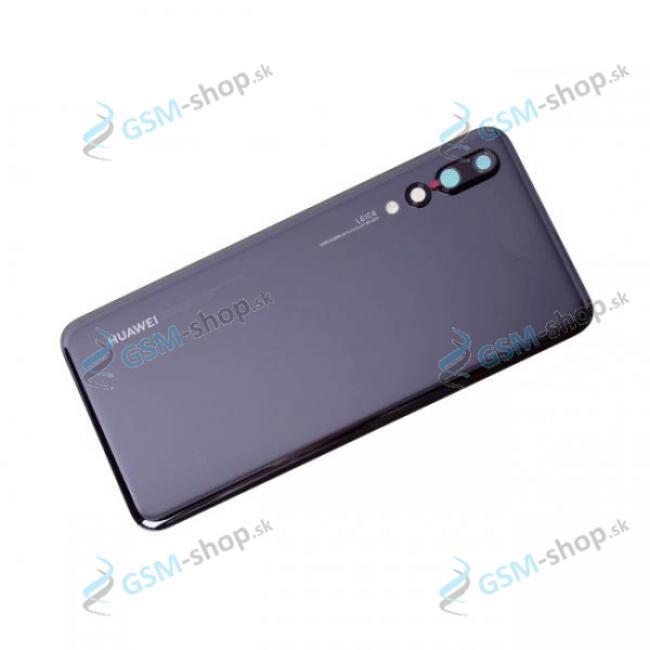 Kryt Huawei P20 Pro batérie zadný čierny Originál