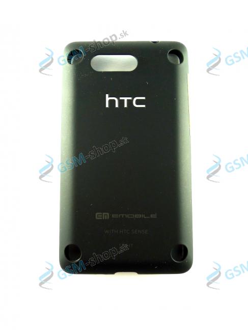 Kryt HTC HD mini batérie čierny Originál