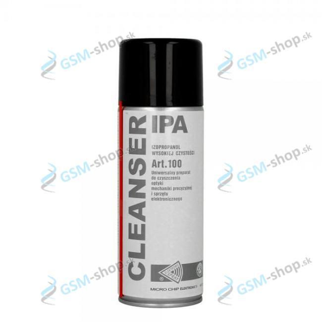 Sprej Isopropyl alkohol IPA vysokej čistoty 400 ml