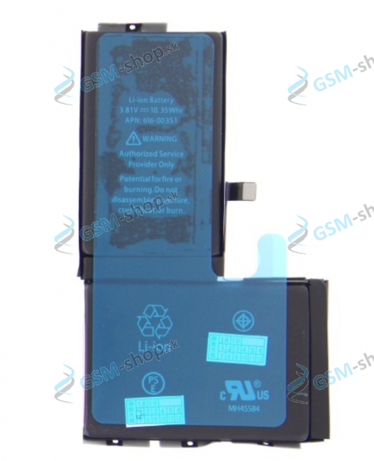Batéria iPhone X APN 616-00351 OEM