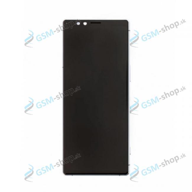 LCD Sony Xperia 1 a dotyk s krytom šedým Originál
