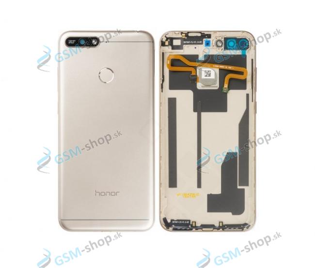 Kryt Huawei Honor 7A zadný zlatý Originál