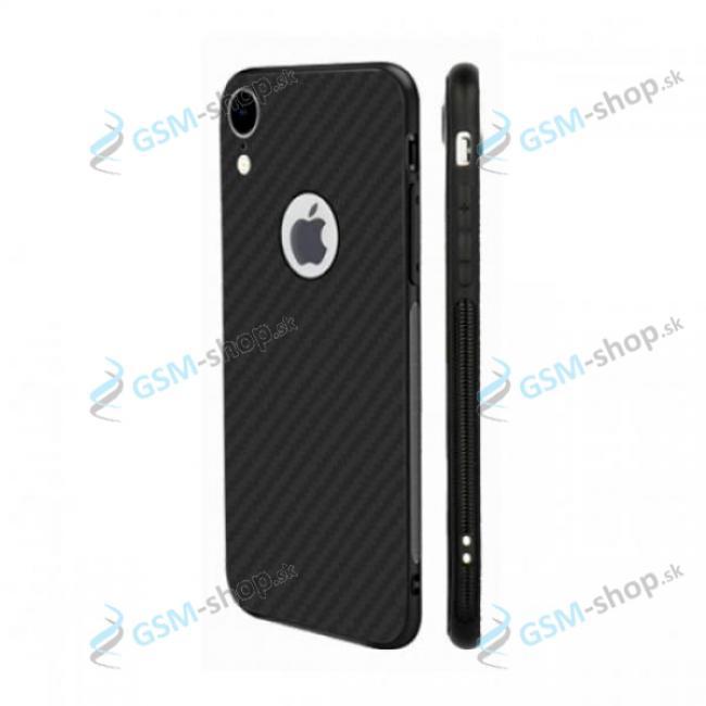Ochranný kryt Carbon Xiaomi Redmi Go čierny